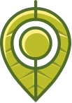 animated pin GoPlant logo